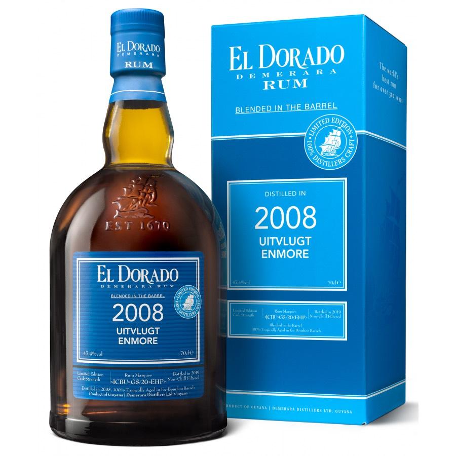 Bottle image of El Dorado Blended In The Barrel ICBU & EHP