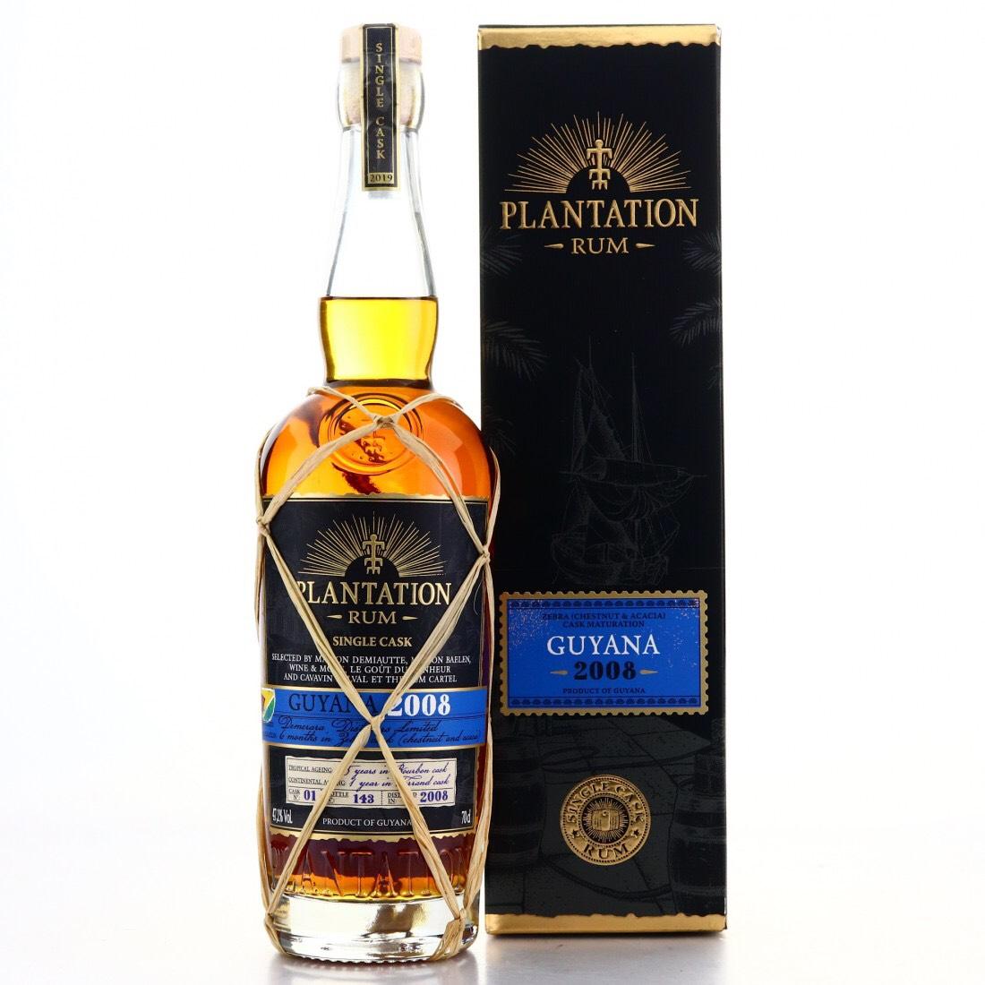 Bottle image of Plantation Guyana Single Cask