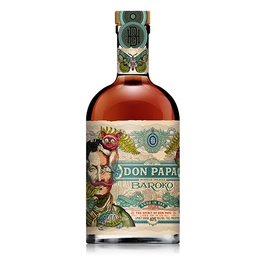 Bottle image of Don Papa Baroko
