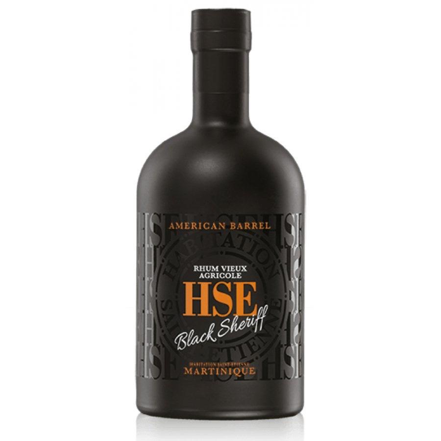 Bottle image of HSE Black Sheriff One Shot
