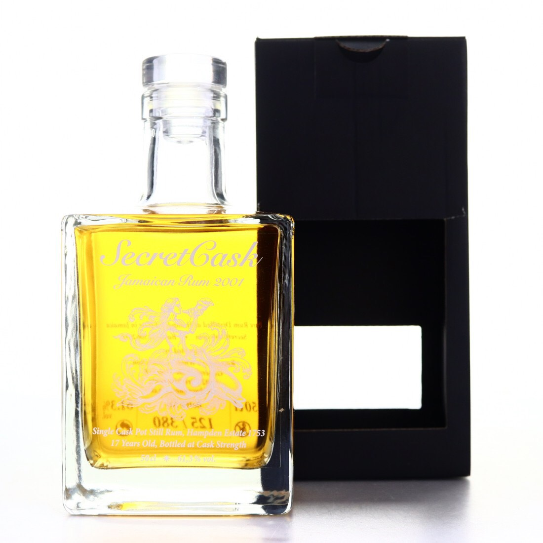 Bottle image of Jamaican Rum (Der Gereifte) <>H