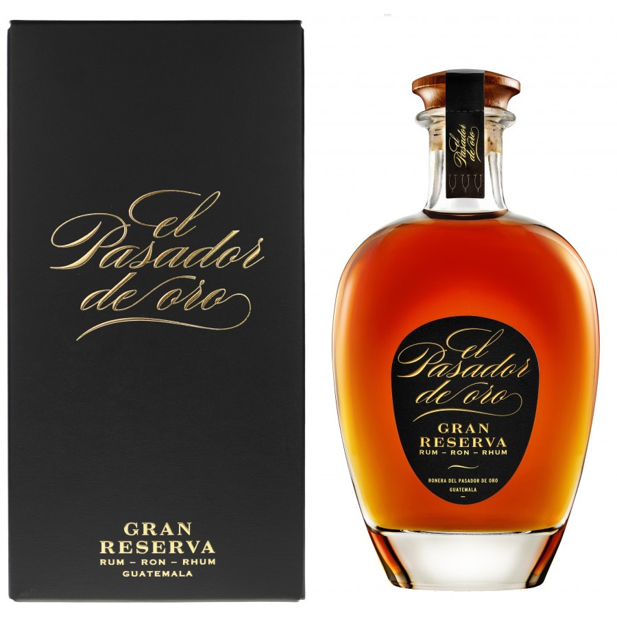 Bottle image of El Pasador Gran Reserva