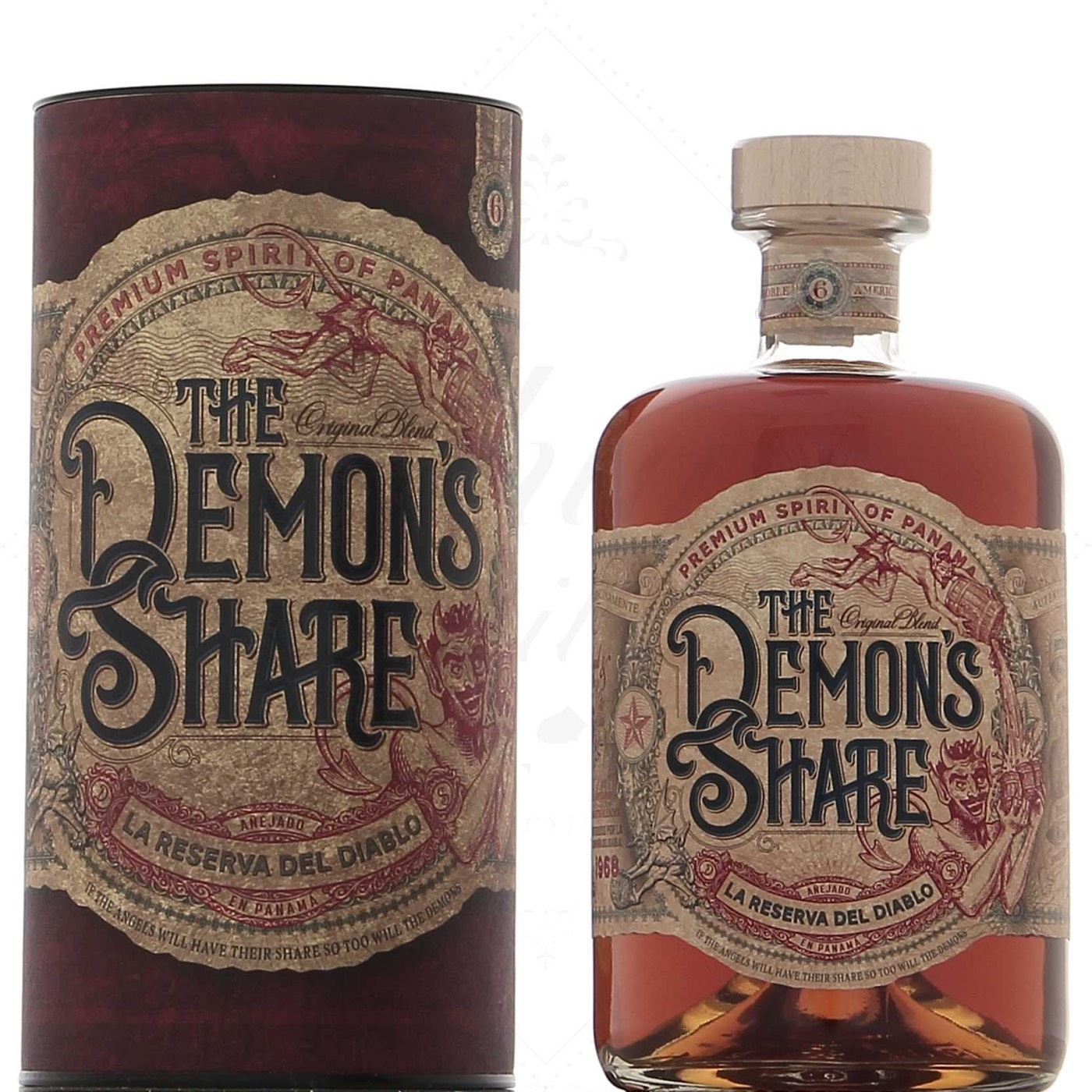 Bottle image of The Demon's Share