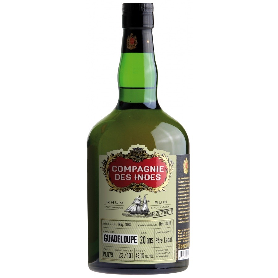Bottle image of Père Labat Guadeloupe