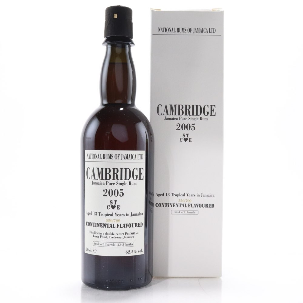 Bottle image of Cambridge STC❤️E