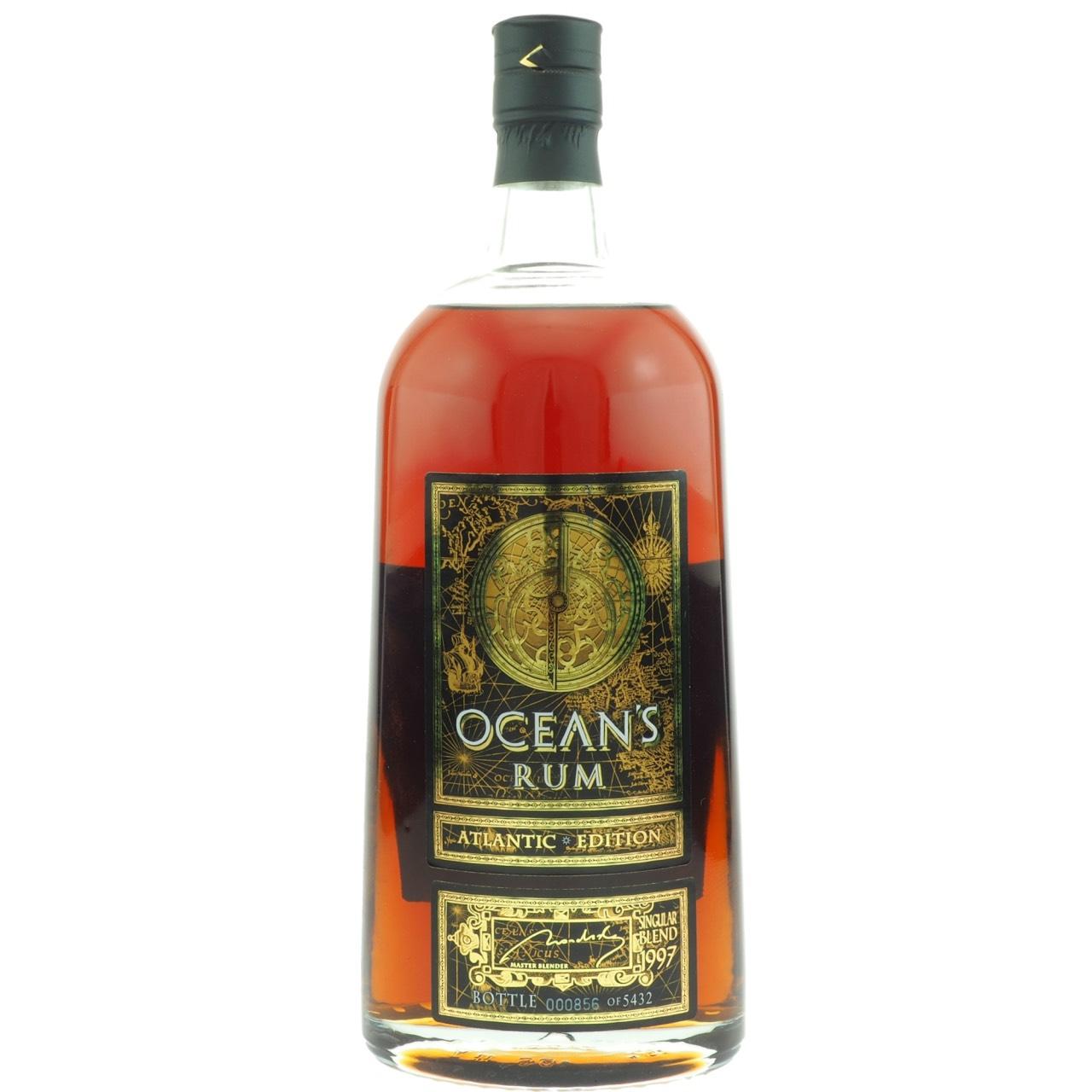 Bottle image of Ocean's Rum -  Atlantic Edition