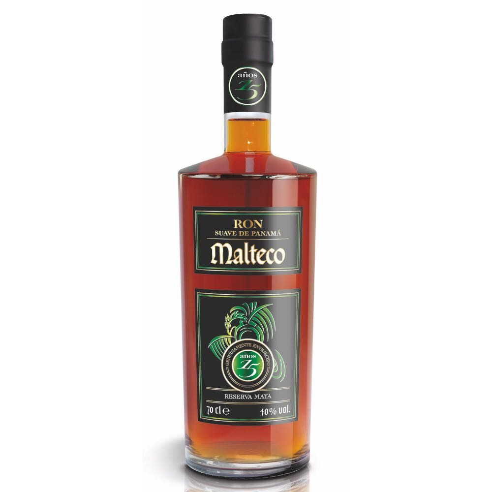 Bottle image of Malteco 15 Years - Reserva Maya