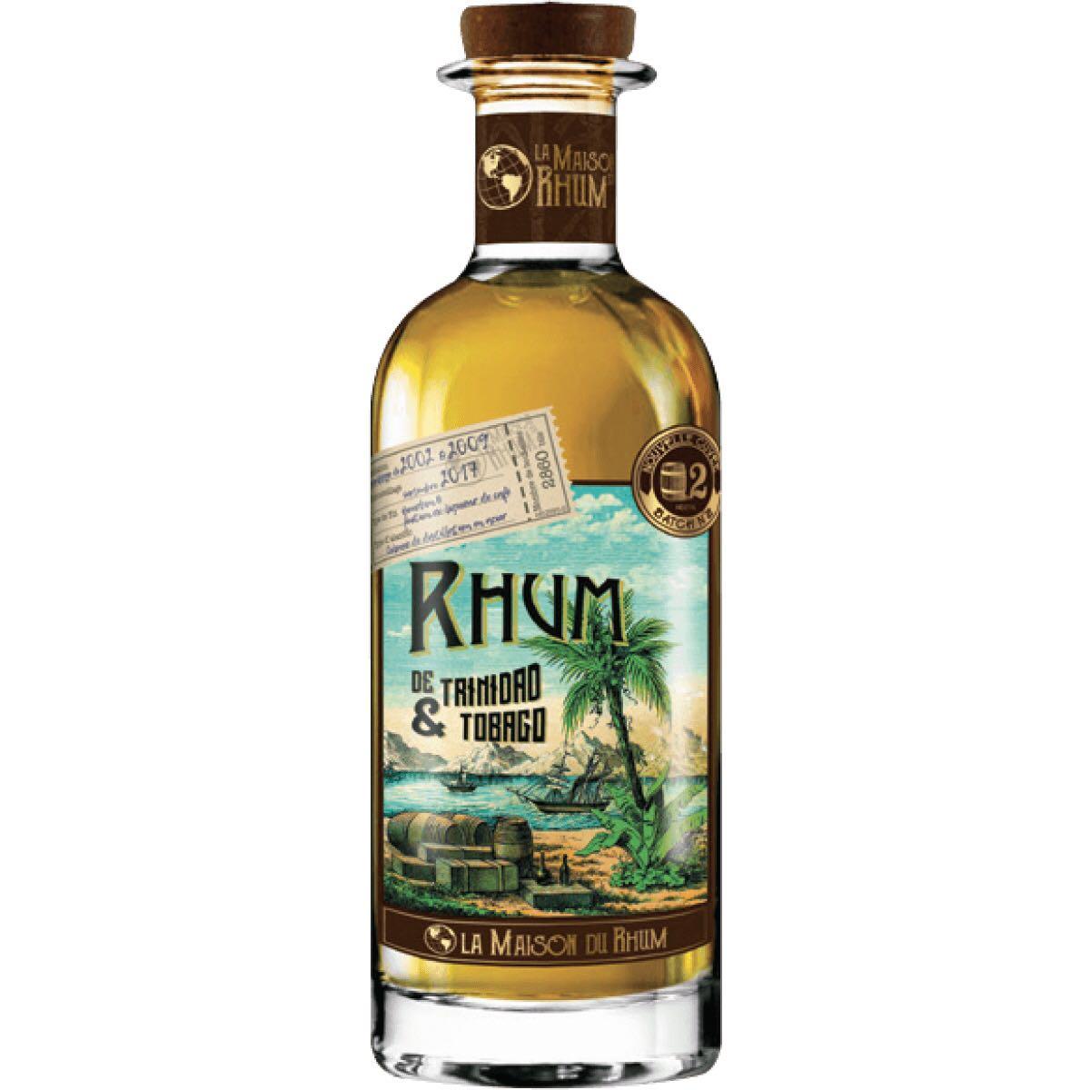 Bottle image of La Maison du Rhum Trinidad & Tobago #2