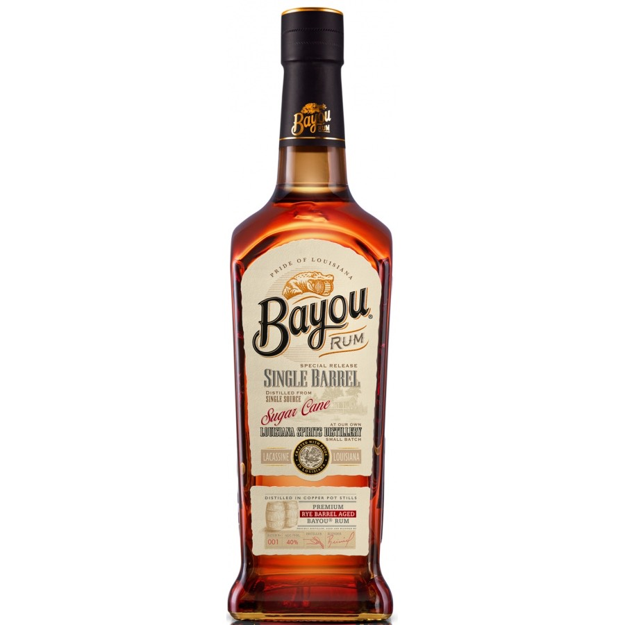 Bottle image of Single Barrel Limited Edition 001
