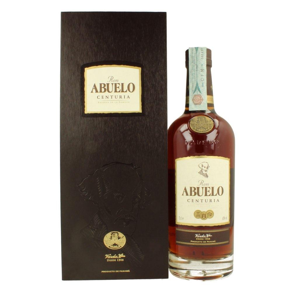 Bottle image of Abuelo Centuria