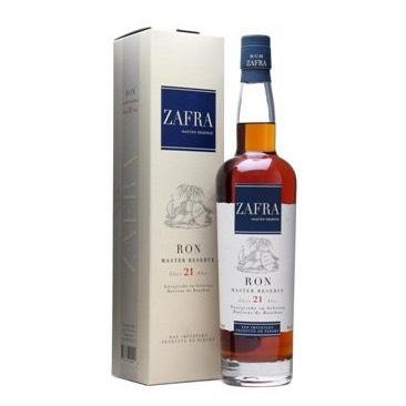 Bottle image of Zafra Master Reserve 21