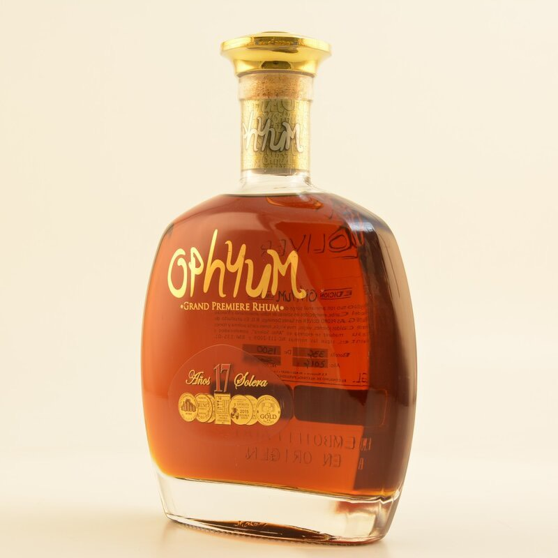 Bottle image of Ophyum Anos 17 Solera