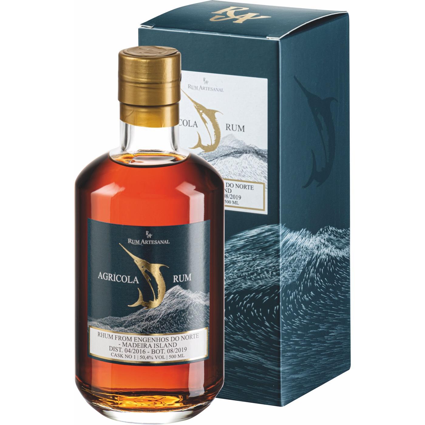 Bottle image of Rum Artesanal Agricola Madeira Island