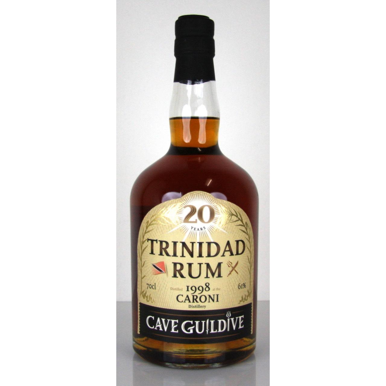 Bottle image of Trinidad Rum HTR