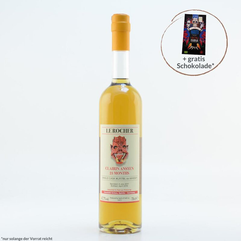Bottle image of Clairin Ansyen (Blanton Cask)