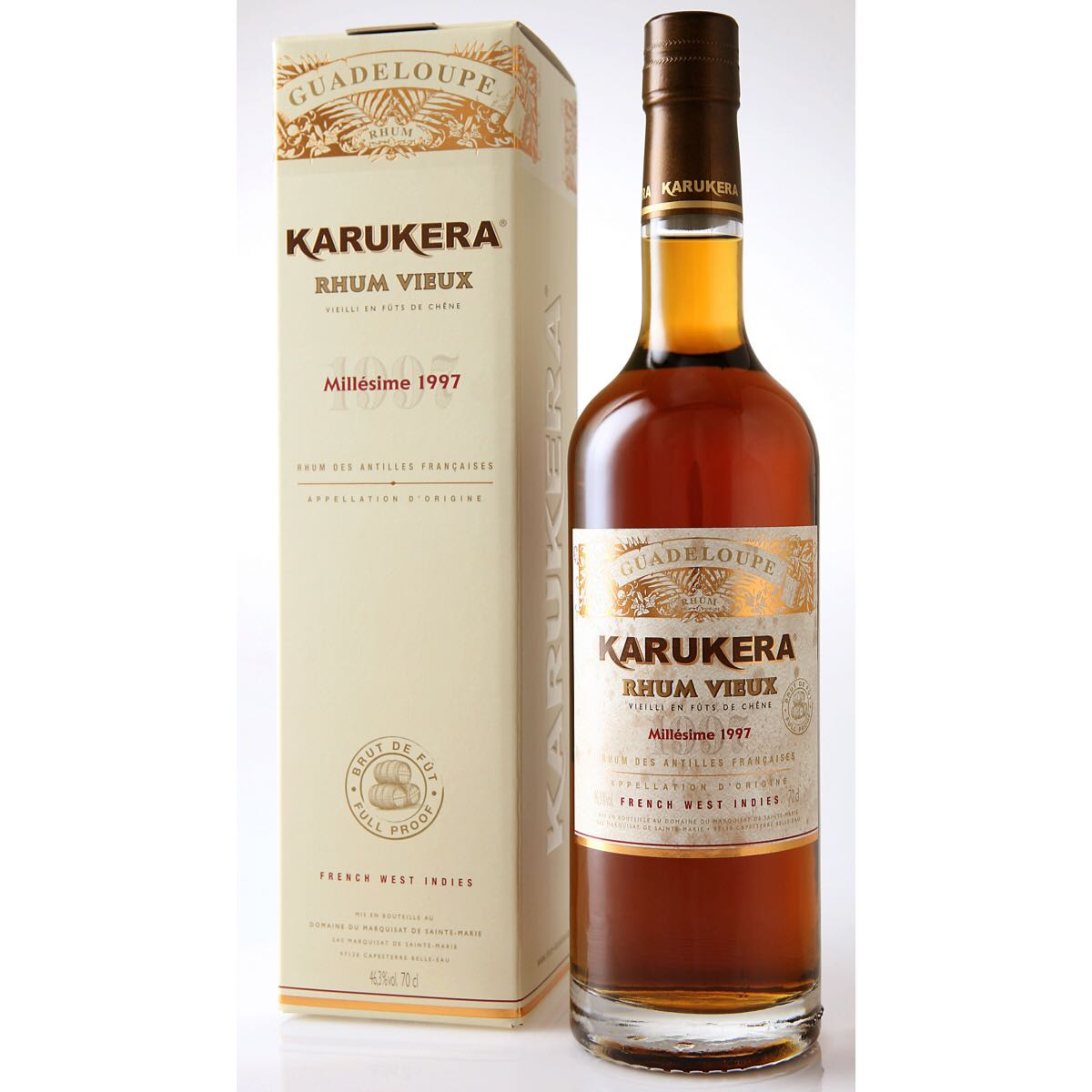 Bottle image of Karukera Millésime