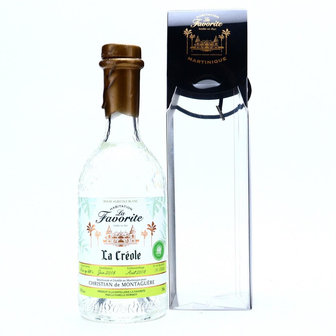 Bottle image of La Créole