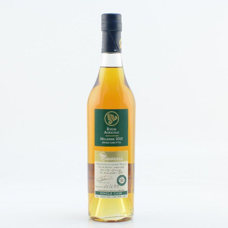 Bottle image of Rhum Agricole Single Cask