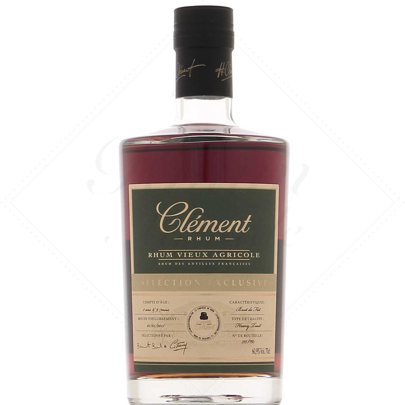 Bottle image of Clément Selection Exclusive