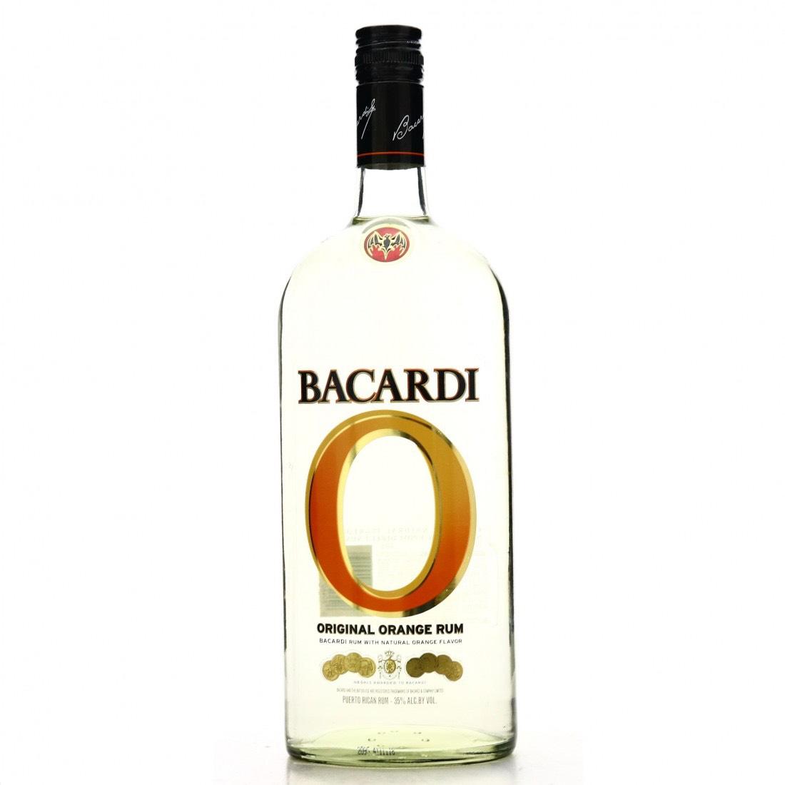 Bottle image of O Original Orange Rum
