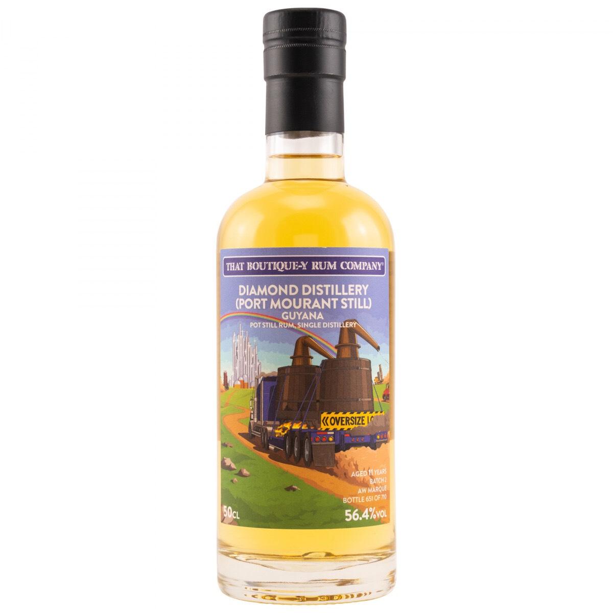 Bottle image of Port Mourant Still AW
