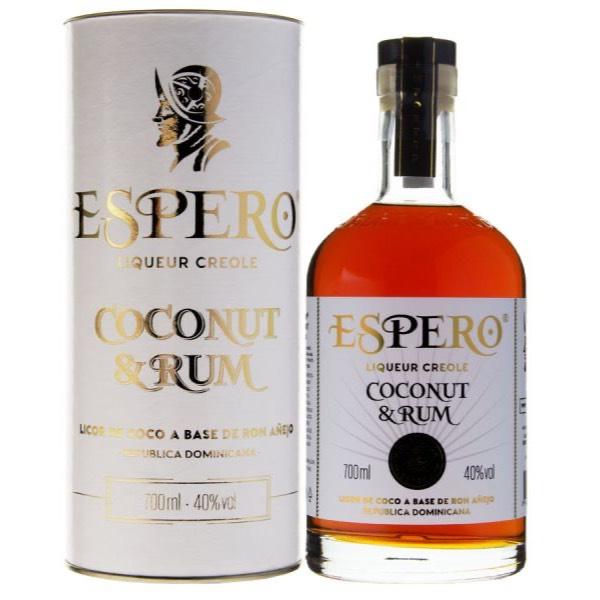 Bottle image of Ron Espero Liqueur Creole Coconut & Rum