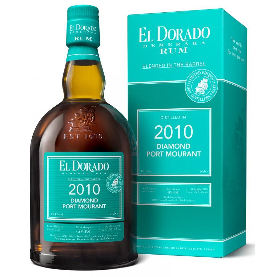 Bottle image of El Dorado Blended In The Barrel SV PM