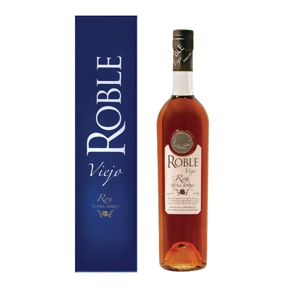 Bottle image of Ron Roble Viejo Extra Añejo