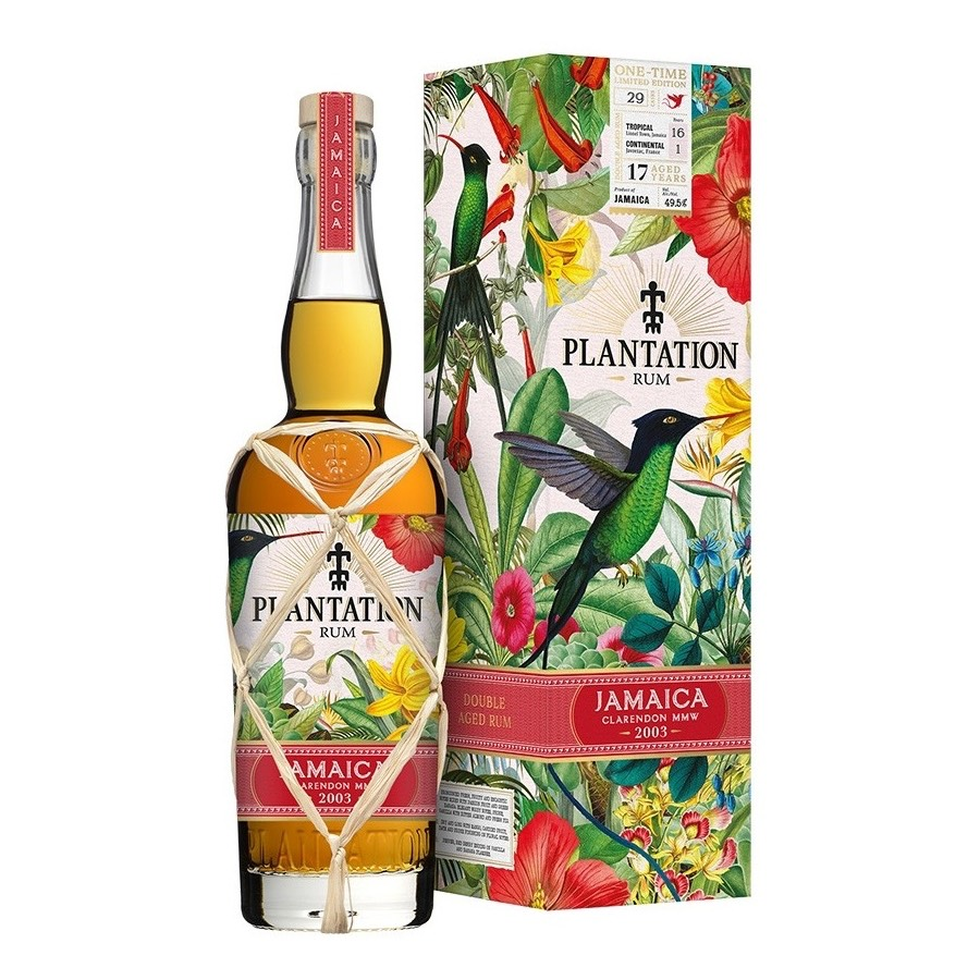 Bottle image of Plantation Jamaica MMW