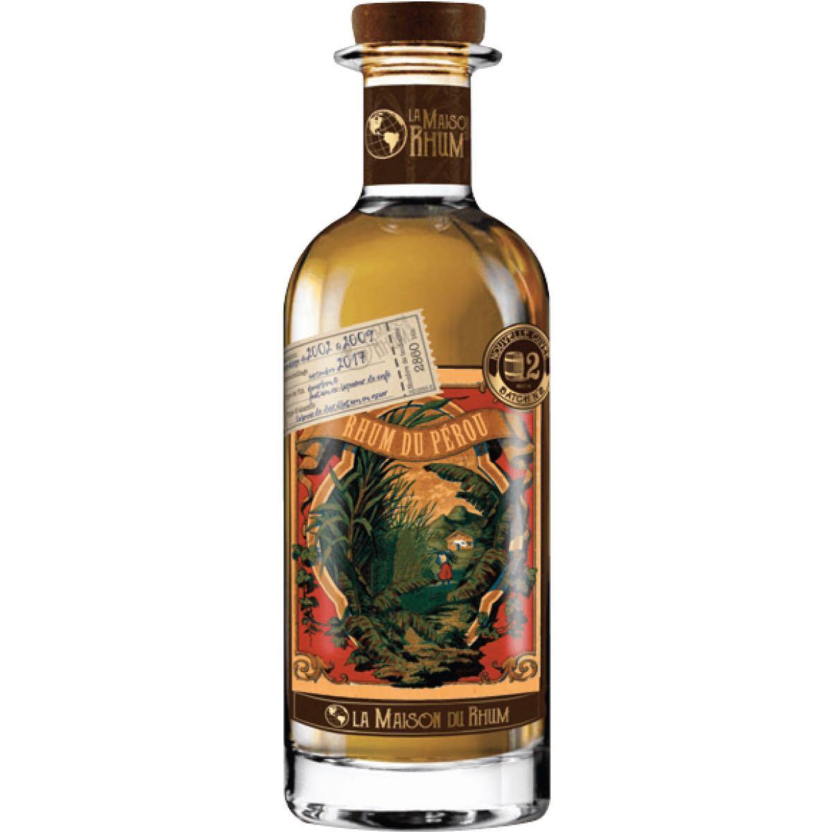 Bottle image of La Maison du Rhum Pérou Millonario #2