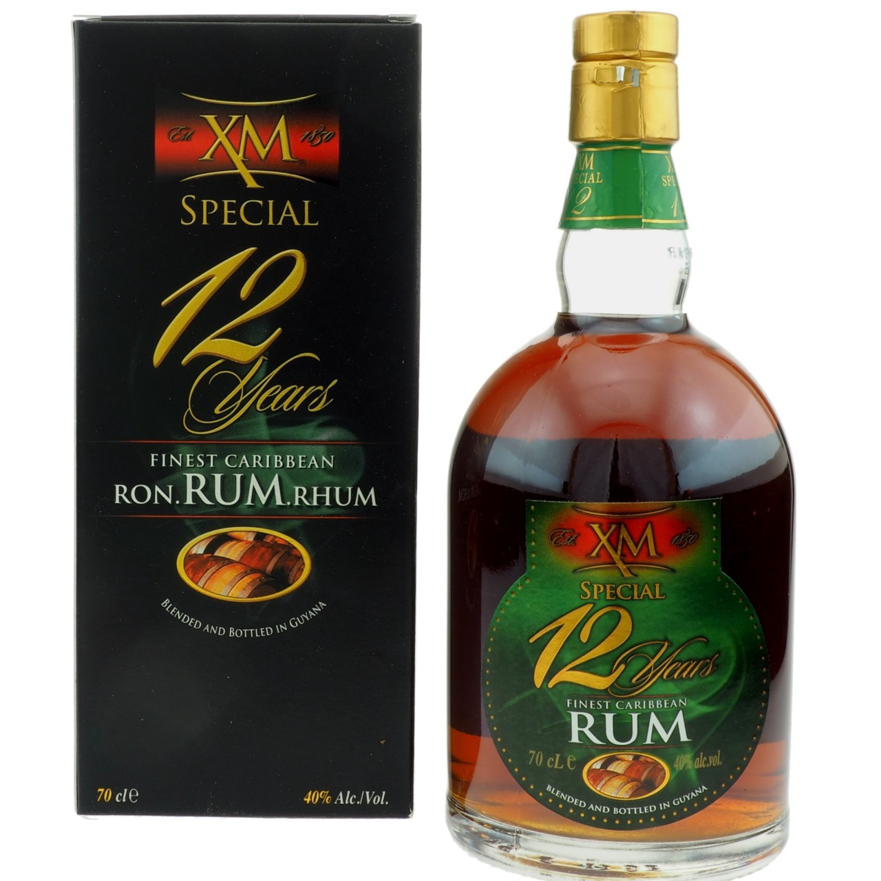 Bottle image of Special 12 Years