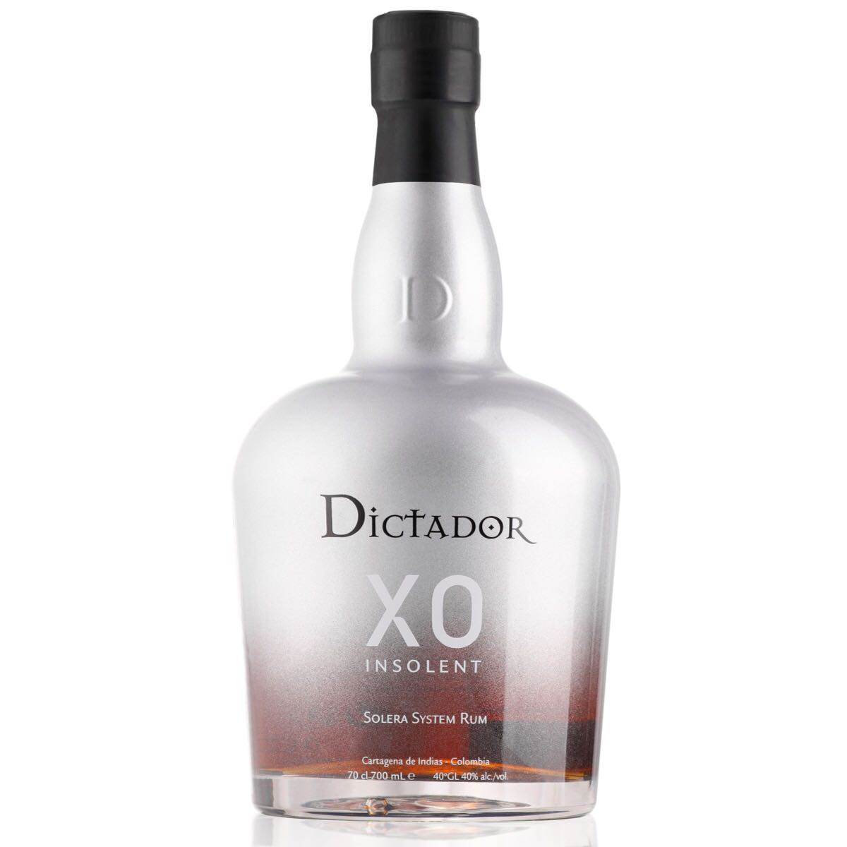 Bottle image of Dictador XO Insolent
