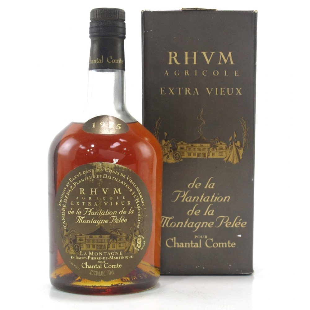 Bottle image of Rum Agricole Extra Vieux