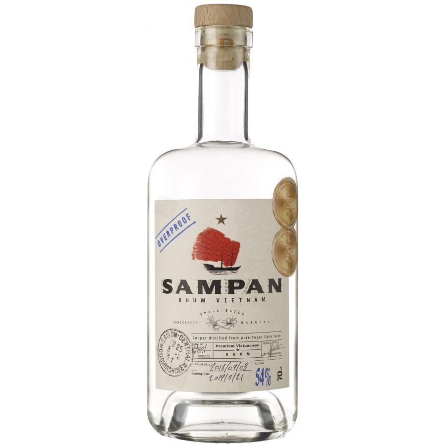 Bottle image of Sampan Blanc Overproof