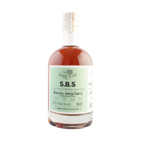 Bottle image of S.B.S Brazil 2013/2017