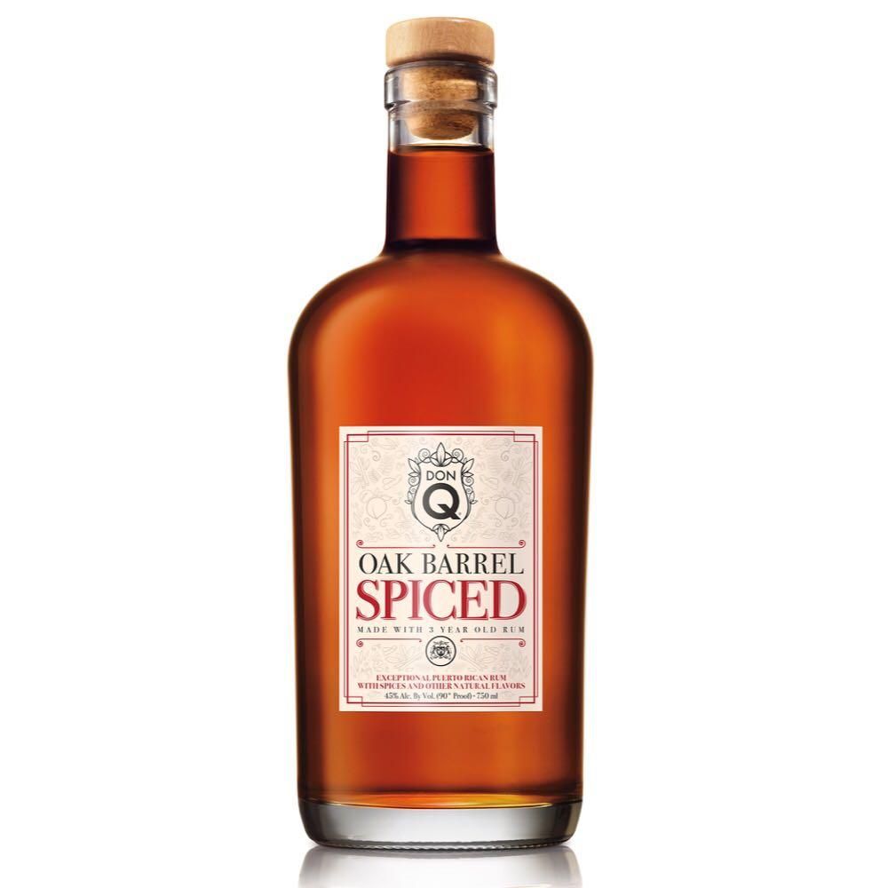 Bottle image of Don Q Oak Barrel Spiced