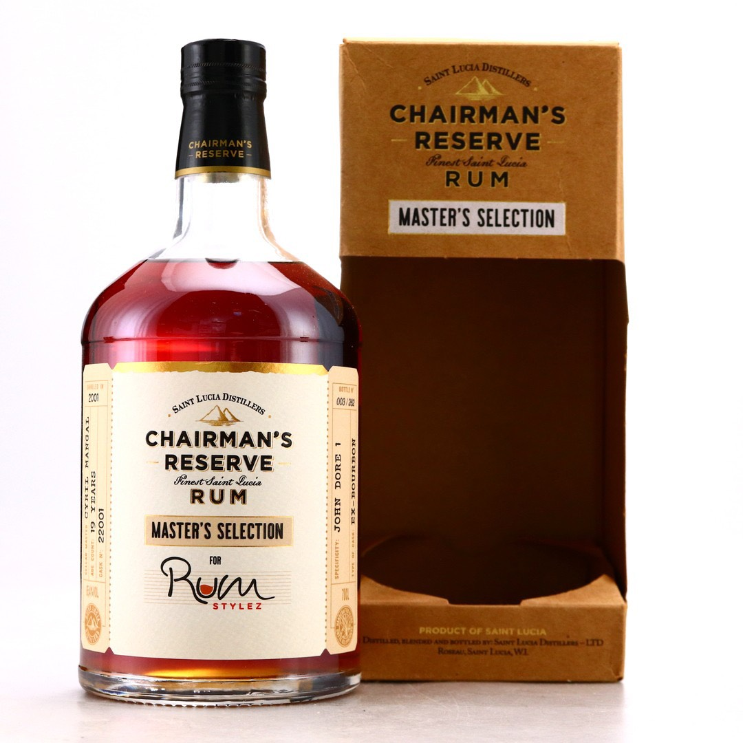 Bottle image of Chairman's Reserve Master's Selection (Rum Stylez)