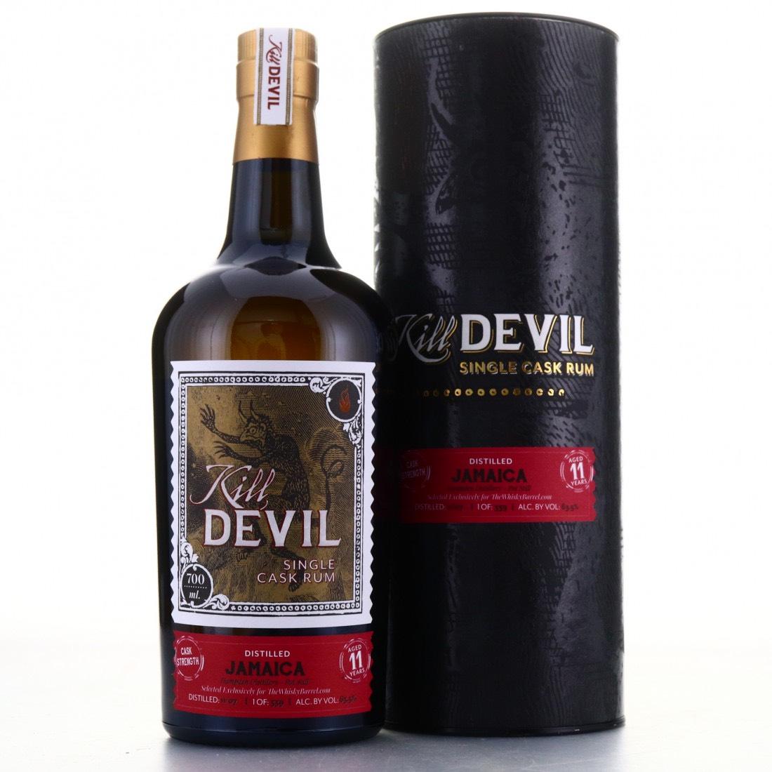 Bottle image of Kill Devil (The Whisky Barrel) C<>H