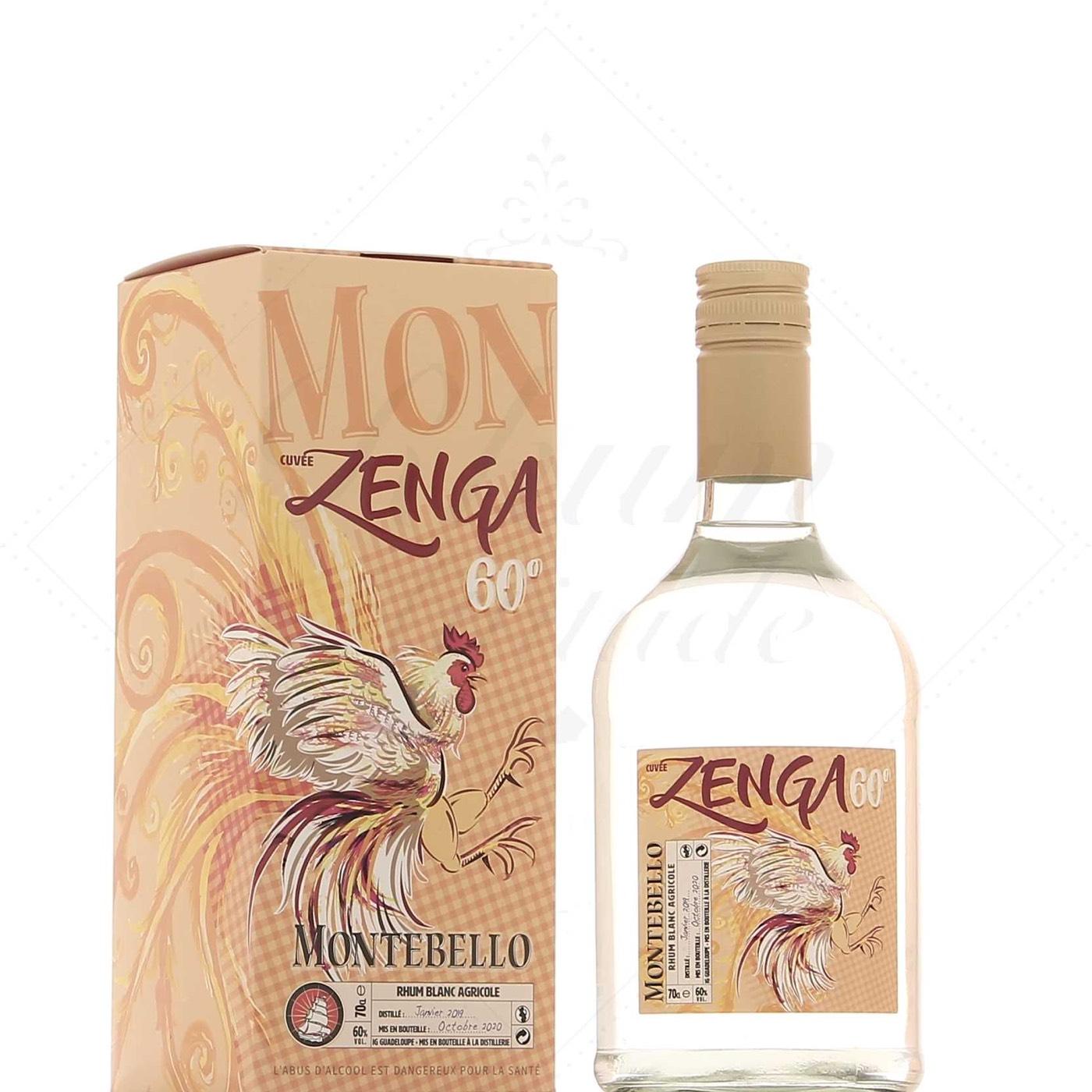 Bottle image of Montebello Zenga 60°