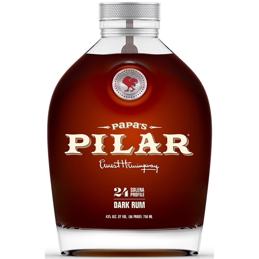 Bottle image of Papa's Pilar Dark Rum