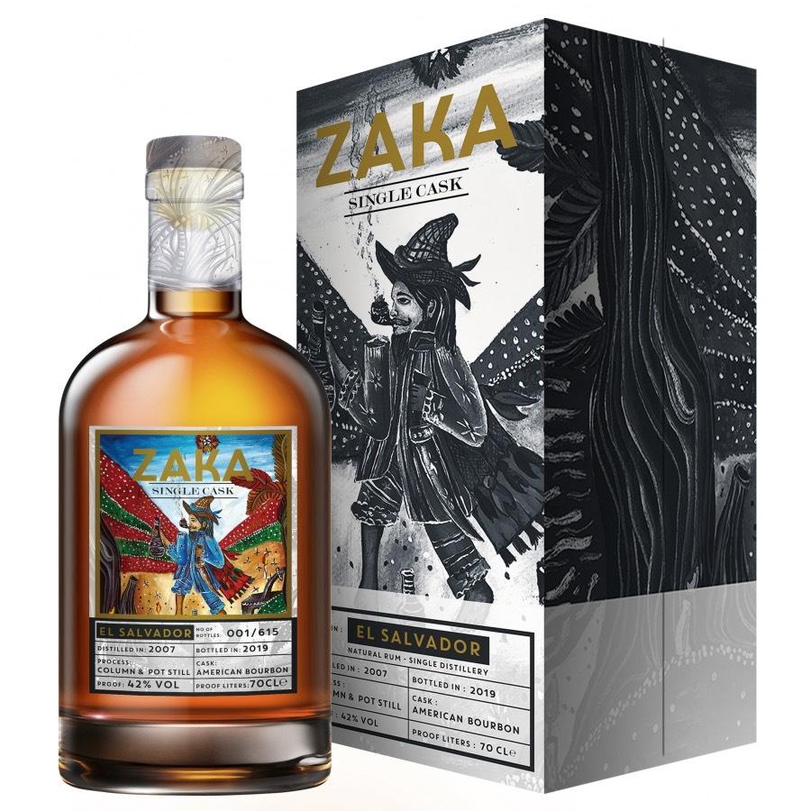 Bottle image of Zaka El Salvador