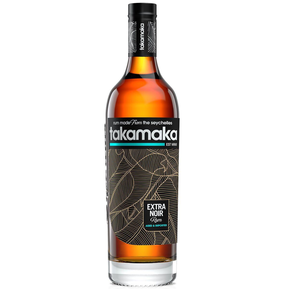 Bottle image of Takamaka Extra Noir Rum