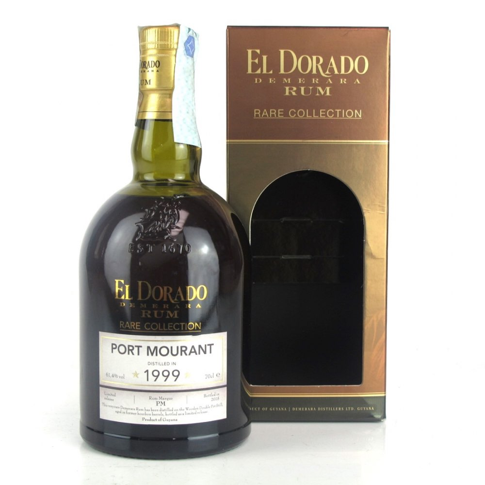 Bottle image of El Dorado Rare Collection PM