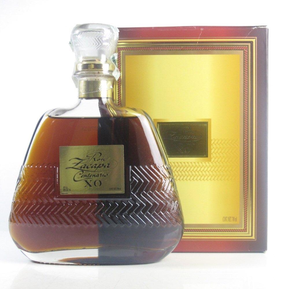 Bottle image of Ron Zacapa Centenario XO Solera (1. Edition)