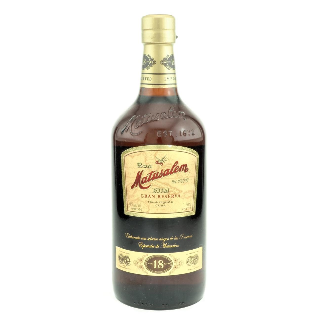 Bottle image of Gran Reserva 18 Años