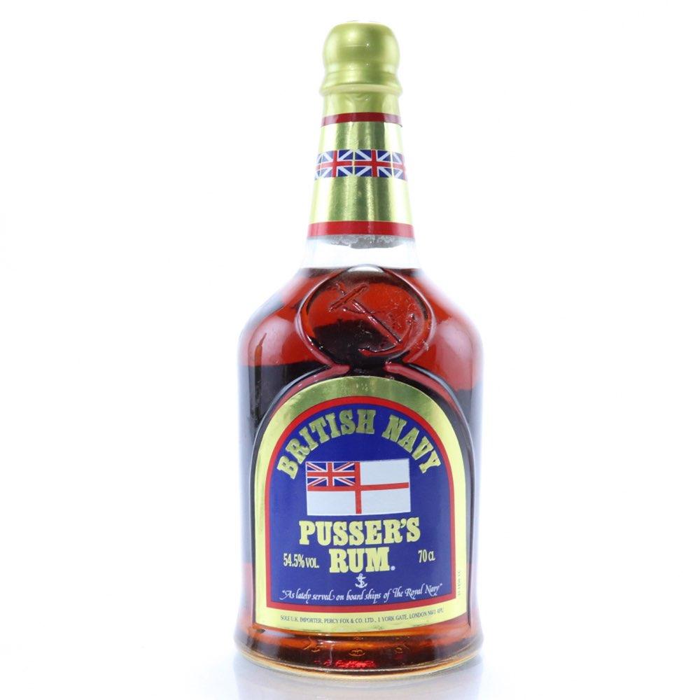 Bottle image of British Navy