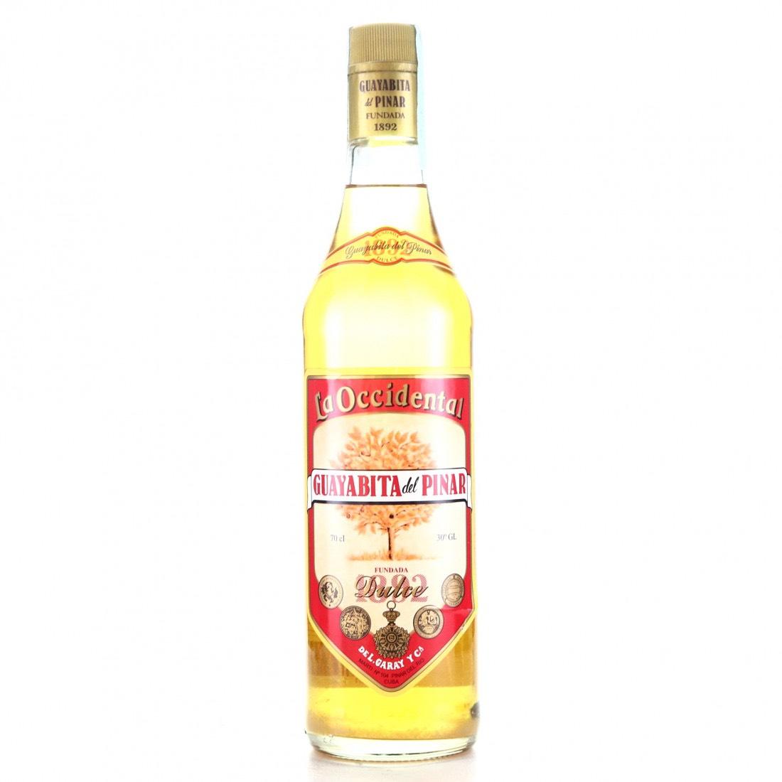 Bottle image of La Occidental Guayabita del Pinar