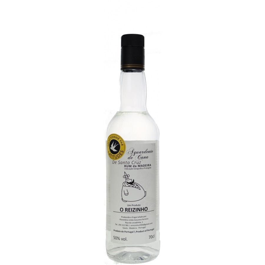 Bottle image of Aguardente de Cana de Santa Cruz