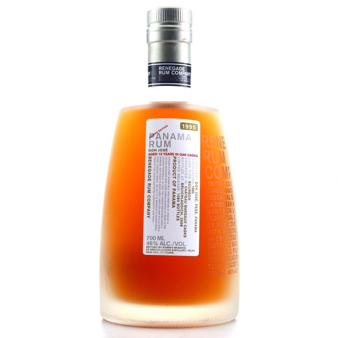 Bottle image of Panama Rum