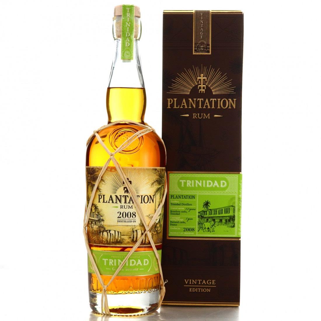 Bottle image of Plantation Trinidad Grand Terroir